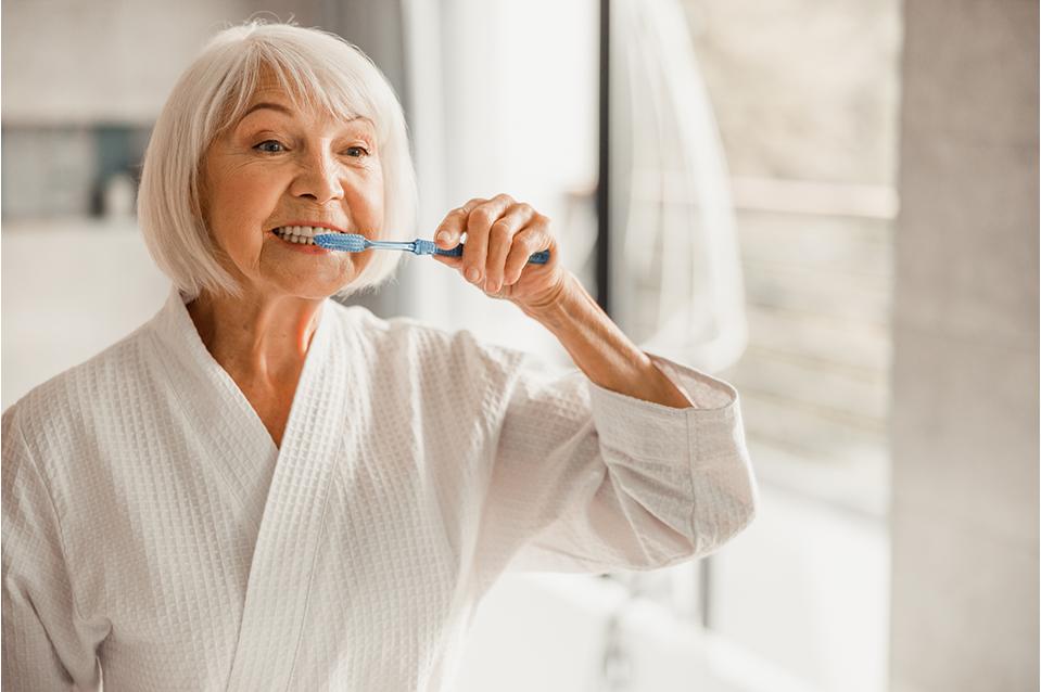 hygiene senior